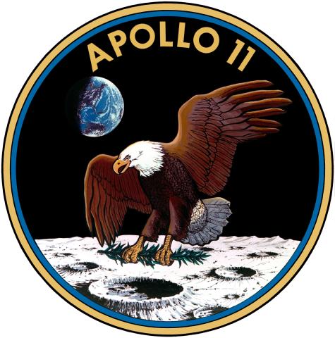 475px-Apollo_11_insignia