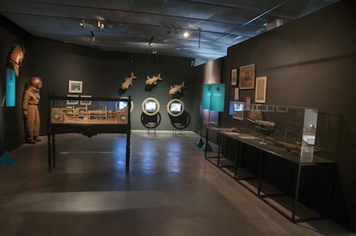 Exposición Julio Verne - Los límites de la imaginación