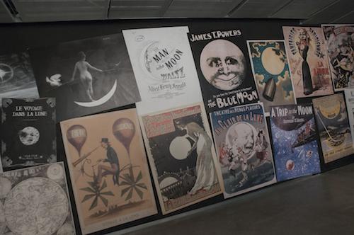 Julio Verne (Exposición) - Fotos de la Luna